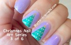 Christmas Nail Art Series 3 of 6