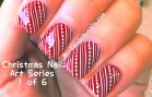 Christmas Nail Art Series – Part 1 of 6