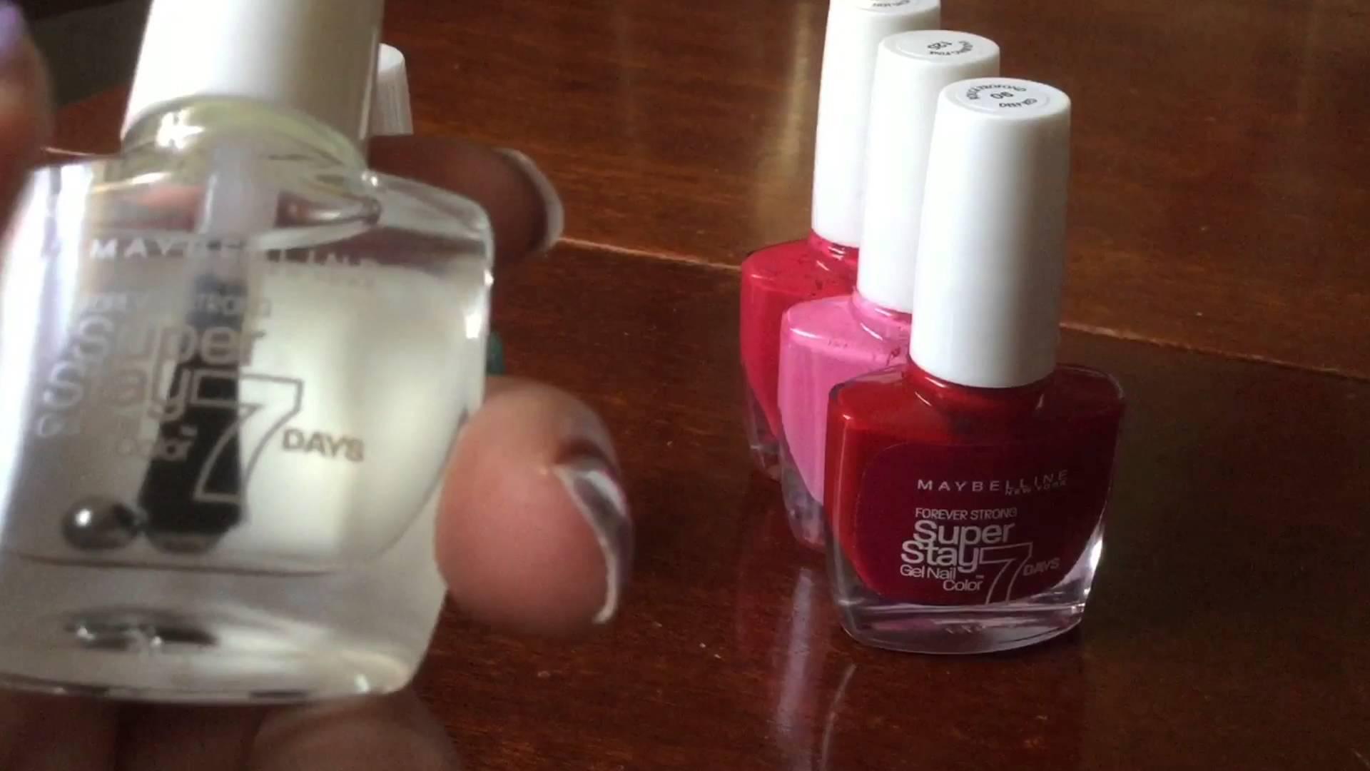 My favorite nail polish range for 2015 - Work And Play Nails